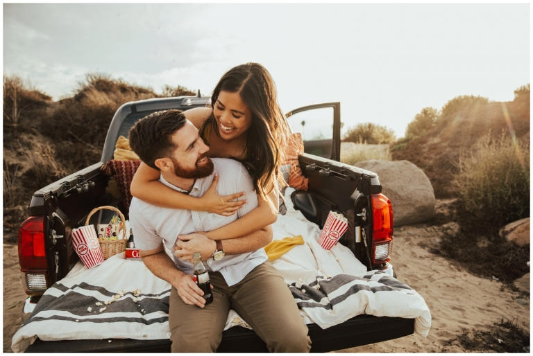 San Diego Engagement Inspo