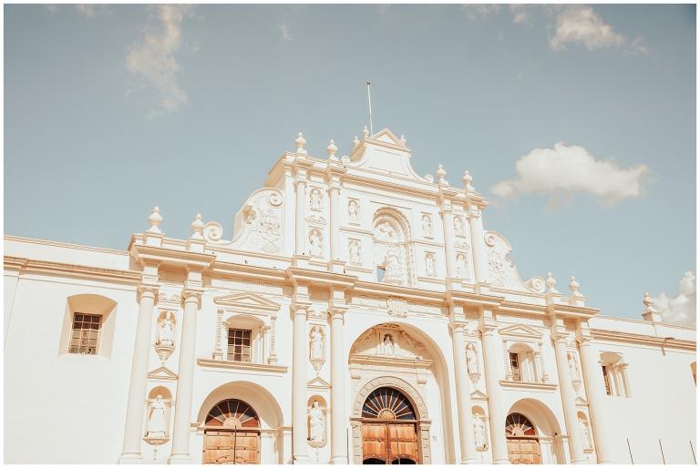 Antigua Guatemala Church