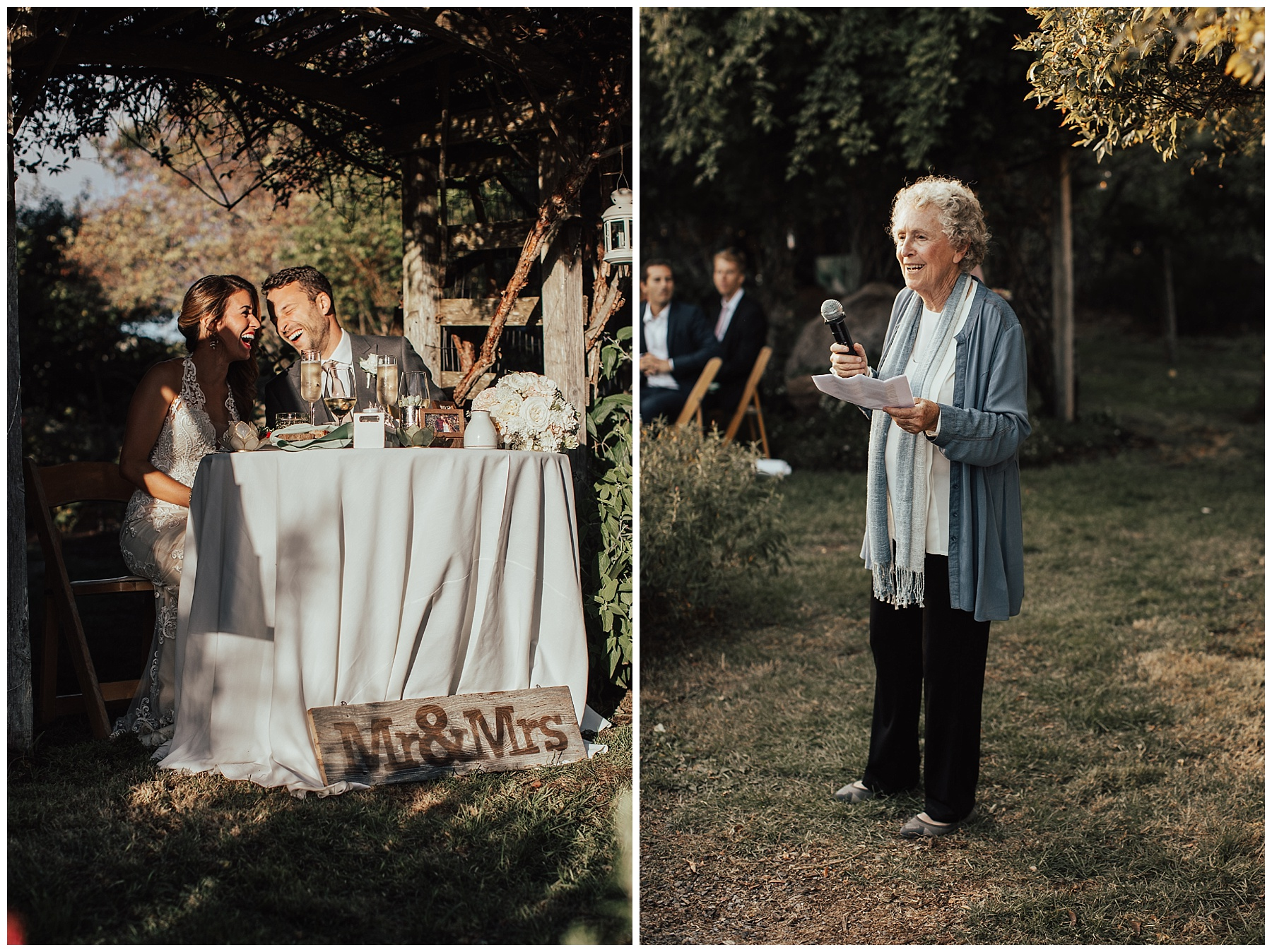 Point Reyes Wedding at Private Estate