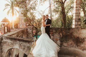 Hacienda Chiconcuac Wedding