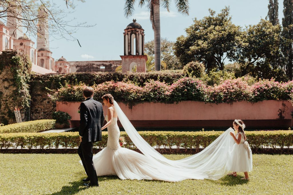 Hacienda Chiconcuac Wedding