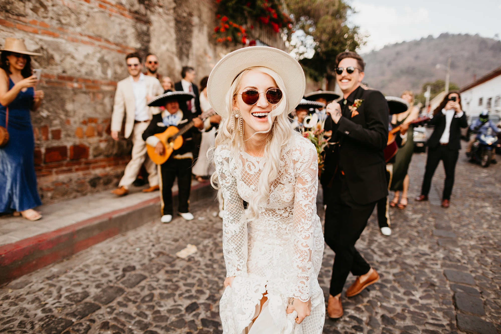 Antigua Guatemala Destination Wedding
