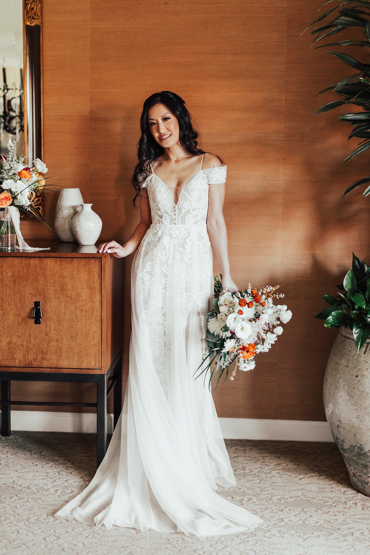 Bride at Estancia Hotel