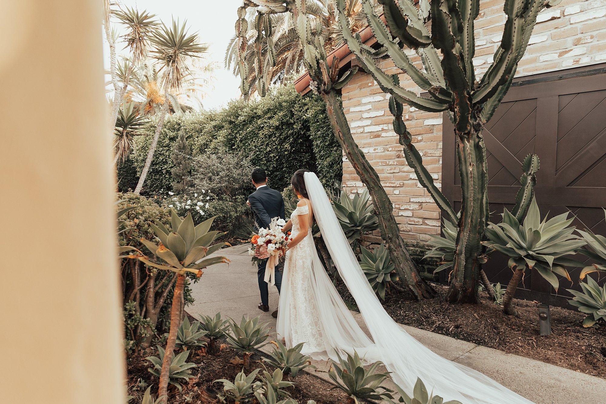 Wedding at Estancia La Jolla
